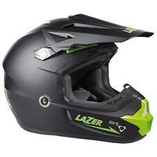 Lazer Off Road Plain Matt Motorcycle Helmets