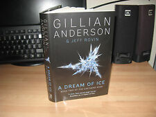 Gillian Anderson - A Dream Of Ice Signed Numbered 255/350 UK 1st Earthend Saga 2
