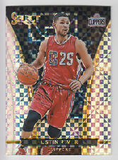 AUSTIN RIVERS 2015-16 Panini Select Courtside Silver Prizm #233 Clippers