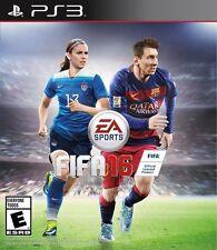 FIFA 16 2016 2K16 USED SEALED (Sony PlayStation 3, 2015)