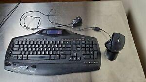 Logitech MX5500 Wireless Keyboard & Mouse