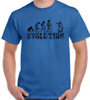 PHOTOGRAPHY T-SHIRT Mens Evolution Funny Camera Photographer Lens Bag Tripod
