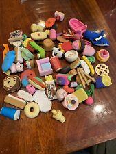 erasers collectibles