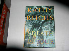 Death Du Jour by Kathy Reichs (1999) SIGNED 1st/1st