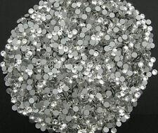 STRASS MC Stone collection 500pz SS4 (1mm) Cristallo crystal trasparente hotfix