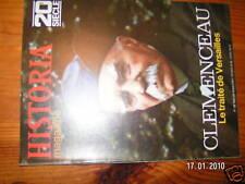 Historia mag n°129 Clemenceau Grippe Espagnol Foch
