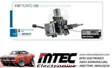Servosterzo elettrico rigenerato Fiat Punto 1075 senza regolazione volante