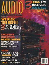 Audio Magazine Jan 1994Theta Digital Cobalt 307,Fosgate Audionics,Rotel RHB