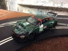 SCALEXTRIC DIGITAL ASTON MARTIN DBR9 CAR  WITH WORKING LIGHTS