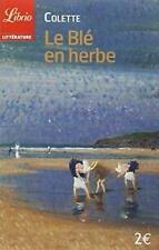 (Good)-Librio: Le Ble En Herbe (Mass Market Paperback)-Colette-2290334731