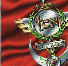 Ten The Robe Japan CD 10 Tracks 1997 Rock Gary Hughes XRCN-2009 No Obi