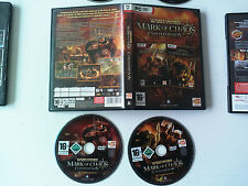 Warhammer: Mark of Chaos Gold edition (addon battle march) PC FR
