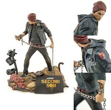 inFamous Second Son Delsin Rowe 1/6 Scale Polystone Statue NIB Sony Sucker Punch
