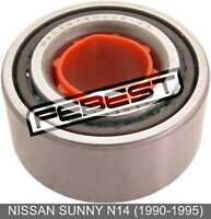Front Wheel Bearing 38X74X36X33 For Nissan Sunny N14 (1990-1995)