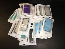 50 Wholesale Cell Phone iPhone 5 5S SE Case Lot Silicon TPU Hard Skin Random
