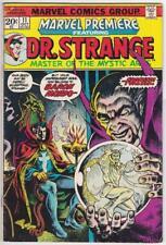 Marvel Premiere, Dr Strange #11 - 1973 - Marvel
