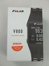Polar #33721 V800 HR Smartwatch GPS Uhr Sportuhr Pulsuhr Uhr Einheitsgr. Schwarz
