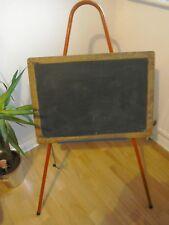 retro triang chalk easel
