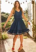 WOMENS MATILDA JANE Brilliant daydream Swing Time Dress SIZE Large NWT