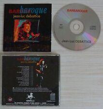 RARE CD ALBUM BAROQUE JEAN LUC DEBATTICE 14 TITRES