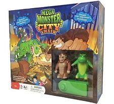 Mega Monster City Smash Remote Control Monster Mayhem Board Game NEW