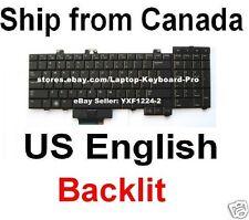 Dell Precision M6400 M6500 Keyboard - Backlit - US English - 0F759c NSK-DE101