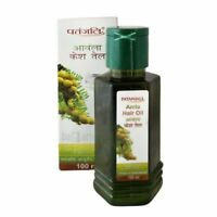Patanjali Amla Hair Oil Ayurvedic Treatment of Hair Fall Gray Hair 100 ml