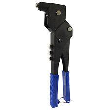 Swivel Rotary Head 360 Pop Riveter Pot Rivet Hand Gun BERGEN AT235