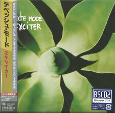 Depeche Mode ‎CD Exciter - Remastered, Paper Sleeve, Blu-spec CD2 - Japan (M/M)