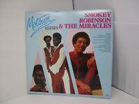 Smokey Robinson & the Miracles Motown Legends LP Motown 1985