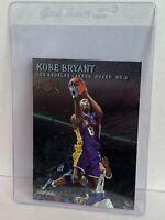 Kobe Bryant 1999 Fleer Skybox Metal Chrome Special Holofoil Card #115 Lakers