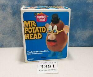 Classic 1976 Hasbro Mr Potato Head Spud Tater Romper Room # 265