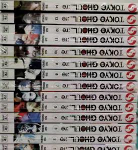TOKYO GHOUL: RE Vol. 1-16 Complete Manga Comics English version NEW Fast Ship