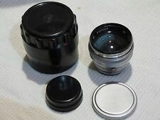 Zorki ZK lens 1.5 1,5/50 Russian Zeiss Opton Sonnar for KIEV 2 3 4 5 Contax 6312