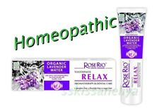 Rose Rio Relax Toothpaste With 100 Organic Lavender Water 65ml.