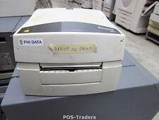 Interec PC4 PC4C01100000 Thermal Barcode Label Printer USB PARALLEL DOESNT PRINT