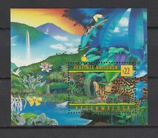 S10829) United Nations (Vienna Wien) MNH New 1998, Who, Rain Forest S/S