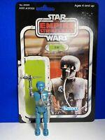 Star Wars Vintage 2 - 1B 1980 with Original Cardback  POP Kenner Action Figure