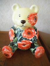 COUNTRY ARTISTS INSPIRATIONS ~ TEDDY BEAR ~  LICENSED BY WILLOW HALL 2002.