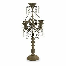Traditional candle chandeliers ebay imax 68032 tracy candle chandelier tabletop aloadofball Choice Image