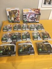 Star Wars Solo Huge Lot Of Figures Many HTF Or Rare New In Box