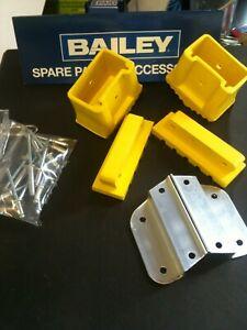 Bailey PRO 170kg Aluminium Platform Ladder feet kit