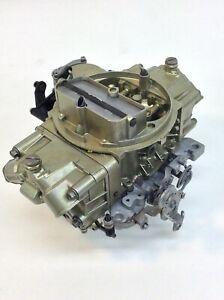 HOLLEY CARBURETOR LIST 3310 4 BBL 750 CFM V8 MANUAL CHOKE VACUUM SECONDARY