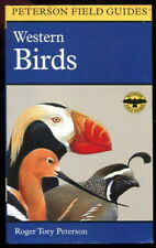 PETERSON Field Guide to Identifying WESTERN BIRDS Nice Illus. PB 3rd Ed BIRDING