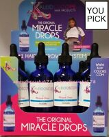 Kaleidoscope Miracle Drops Hair Growth Oil 2oz - AUTHENTIC NEW