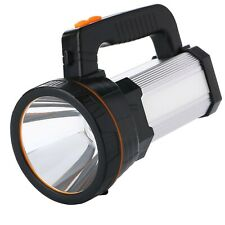 Rechargeable Torch Light 6000 Lumens 6600mAh LED Flashlight Super Bright Powe...