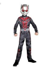 Marvel Avengers Ant-Man Child Boys Halloween Costume - Rubies 620145 (Size S, L)
