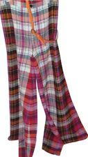 Vintage 1970s Ultra High Waist Elephant Flare Bell Bottom Pants, Wool -Med/Long