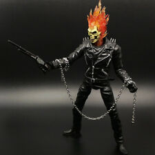 """Marvel Ghost Rider with Hell Cycle Johnny Blaze 9"""" Action Figure Toy Collectible"""