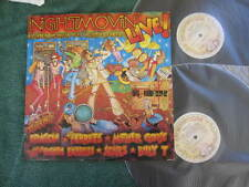 NIGHTMOVIN LIVE HIGHLIGHTS OF THE NIGHTMOVES CONCERT RECORD LP VINYL 12""